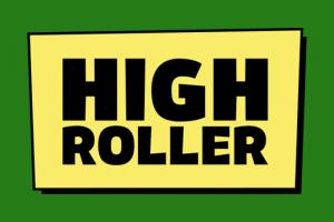 Talletusubonus Highroller nettikasinolla 100% 100e asti + 50 ilmaiskierrosta