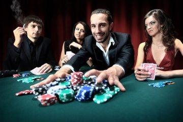 Texas Hold'em löytyy vain muutamalta live kasinolta