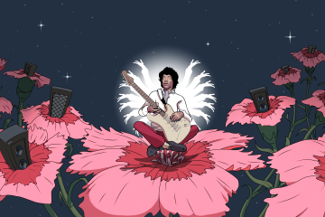 Jimi Hendrix Peliautomaatti Netentiltä