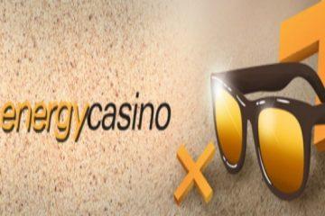 Kokeile Energy kasinon uusia tarjouksia