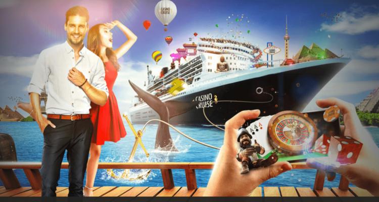 Casino Cruise Kampanjana Risteilymatka