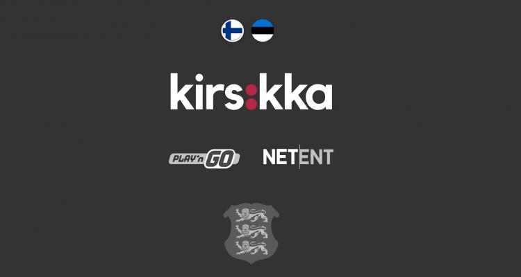 Kirsikka Kasinon Uudet Netent ja Play n Go Slotit