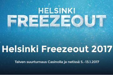 Helsinki Freezeout 2017 pokeriturnaus