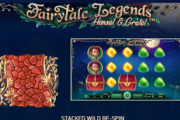 Hansel and gretel stacked wild re spins