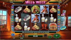 Wild West Kolikkopeli