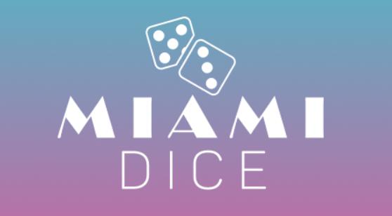 Miami Dice kokemuksia + Bonus