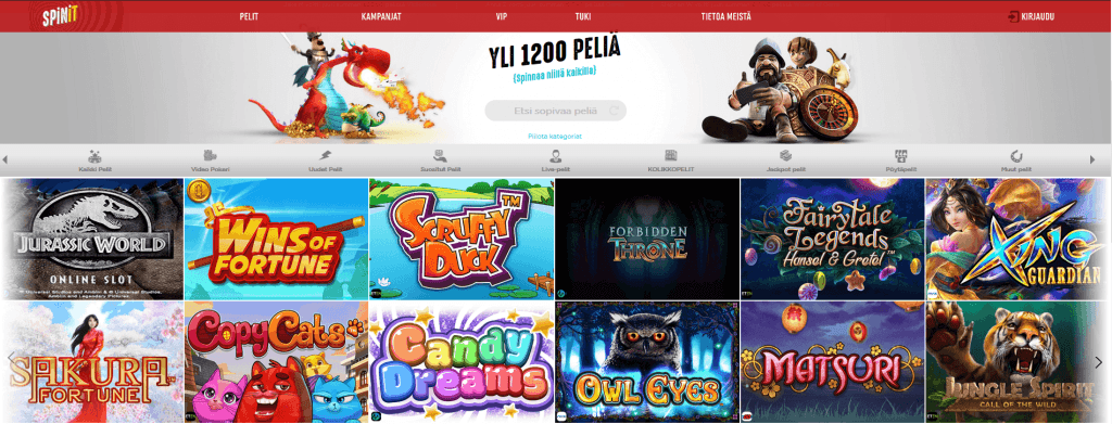 Free spins for existing players no deposit 2019