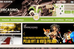 Joker Casino arvostelu ja kokemuksia