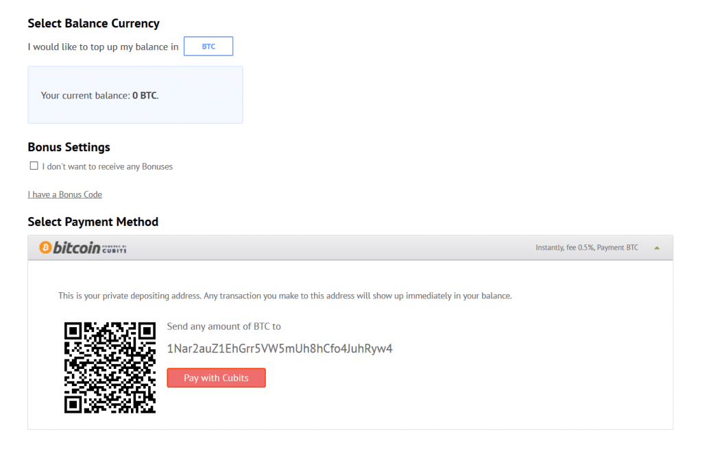 Bitcoinien siirtäminen tilille on erittäin helppoa