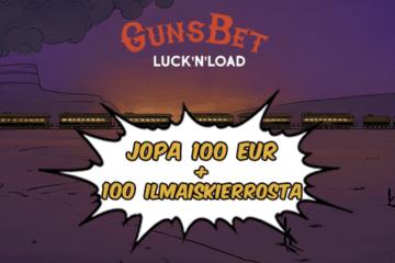 Gunsbet Casino - kokemuksia, bonuskoodi ja arvostelu