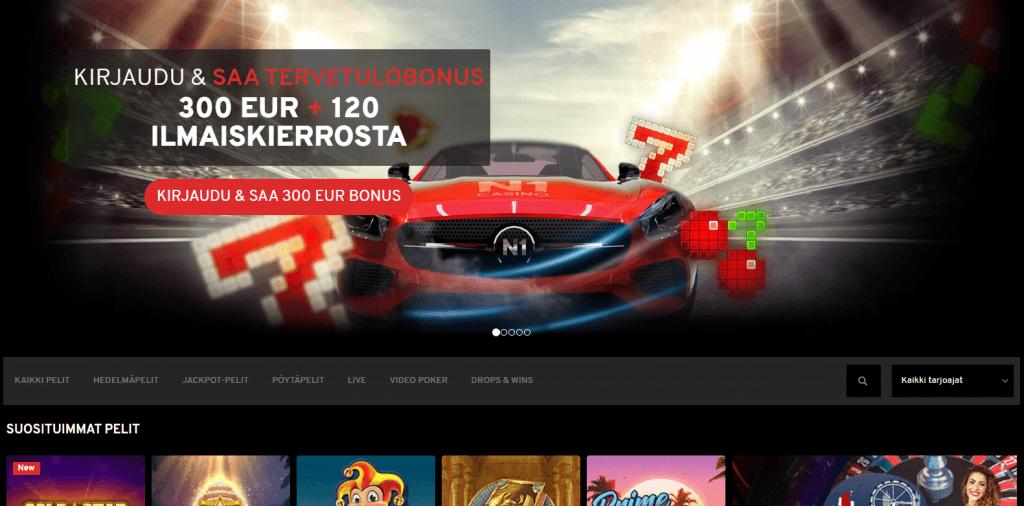 Kokemuksia N1 Casinosta