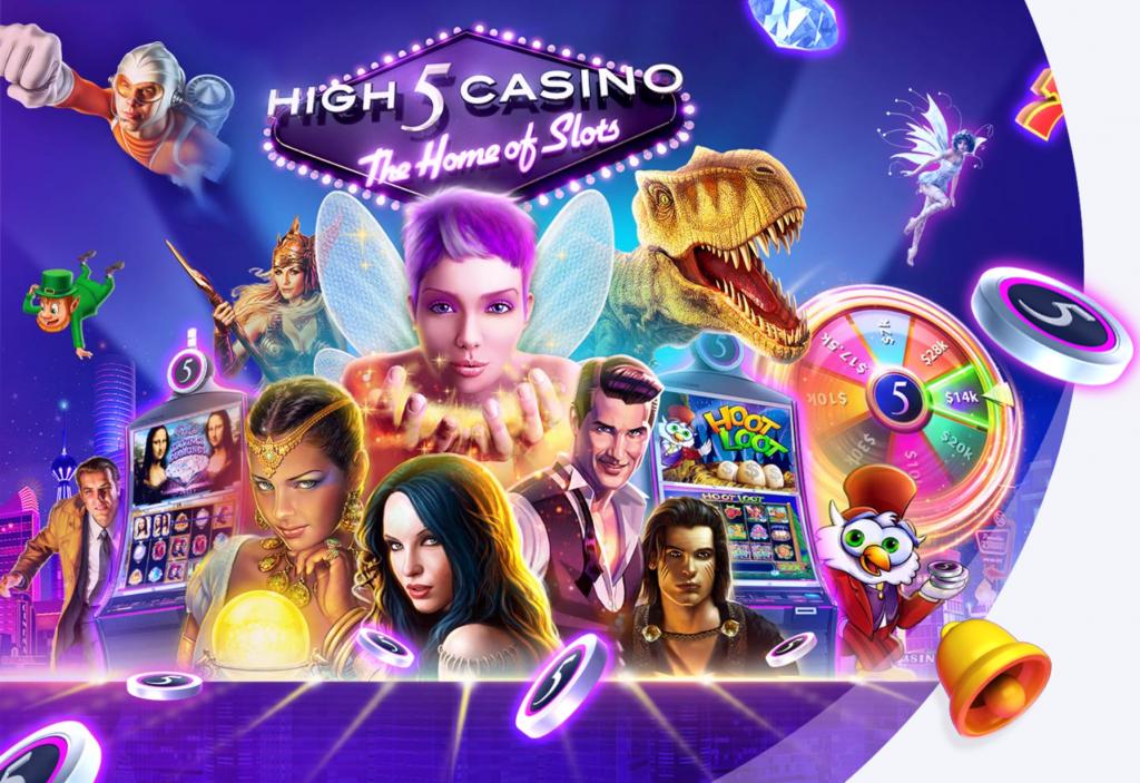 High5 Casino kokemuksia