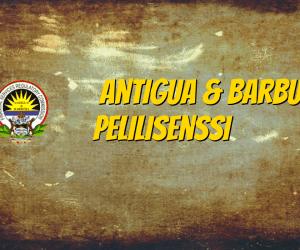 Antigua & Barbuda Pelilisenssi