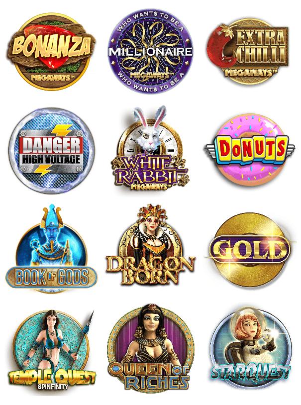 Big Time Gaming Kasinoiden Pelejä