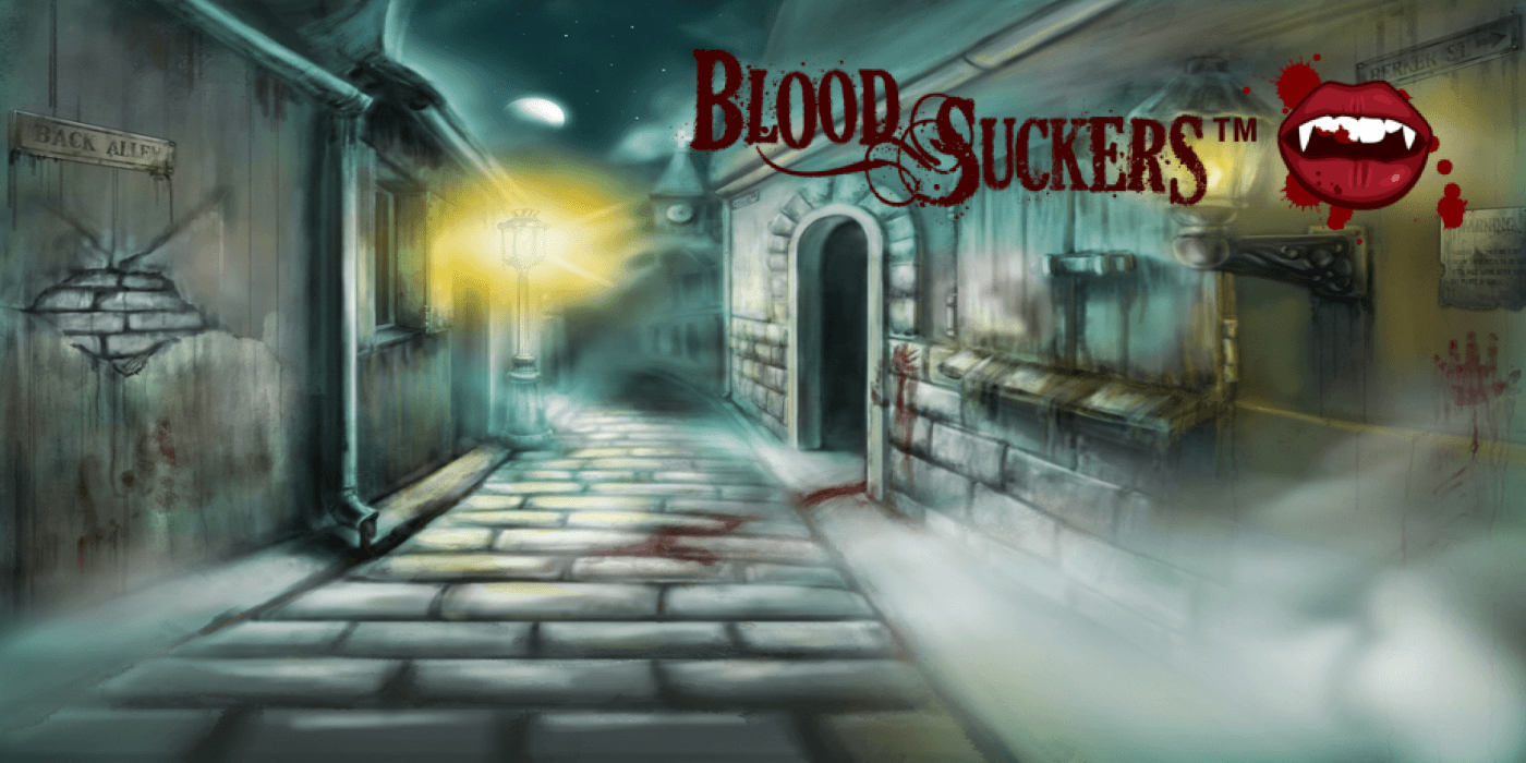 Blood Suckers Netent Peliautomaatti
