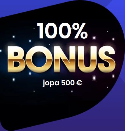 Boom Casino Bonus 500€