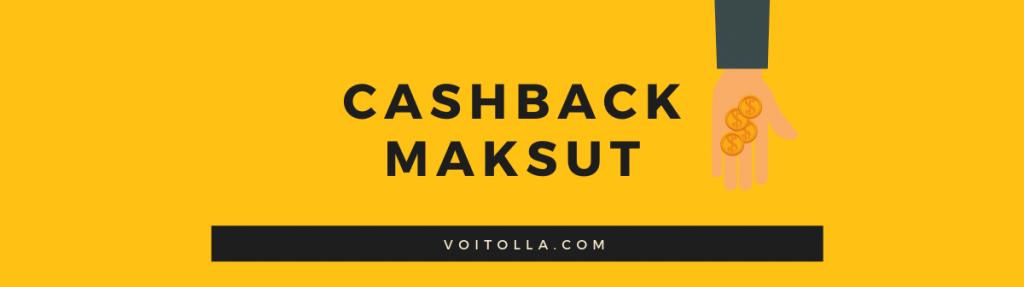 Miten cashback maksetaan pelaajalle?