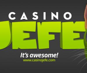 CasinoJefe on loistava kassu
