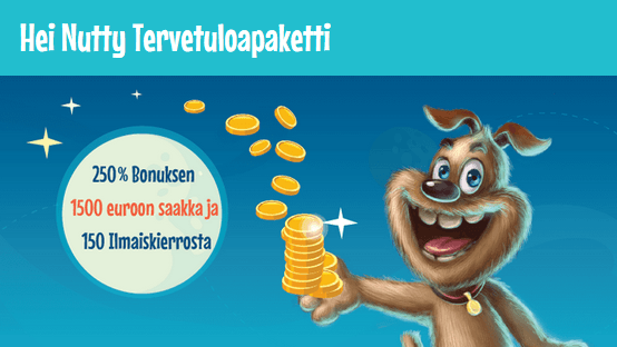 Crazyno bonus on erinomainen