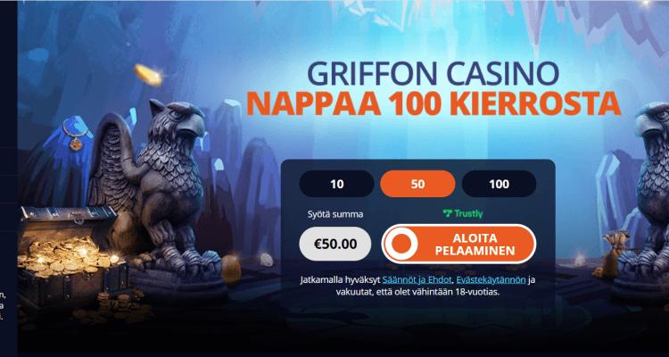 Griffon Casino Etusivu