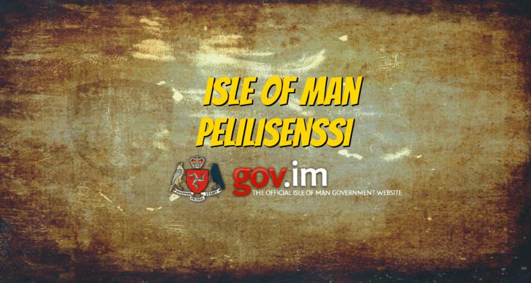 Isle of Man Pelilisenssi