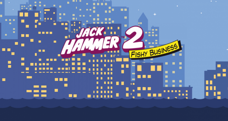 Jack Hammer 2 Netent Peliautomaatti