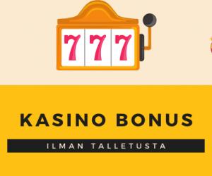 Kasino Bonus Ilman Talletusta