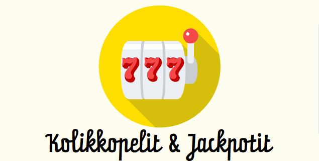 Kassun Kolikko ja Jackpot pelit