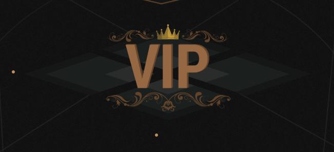 VIP klubi aktiivisille pelaajille