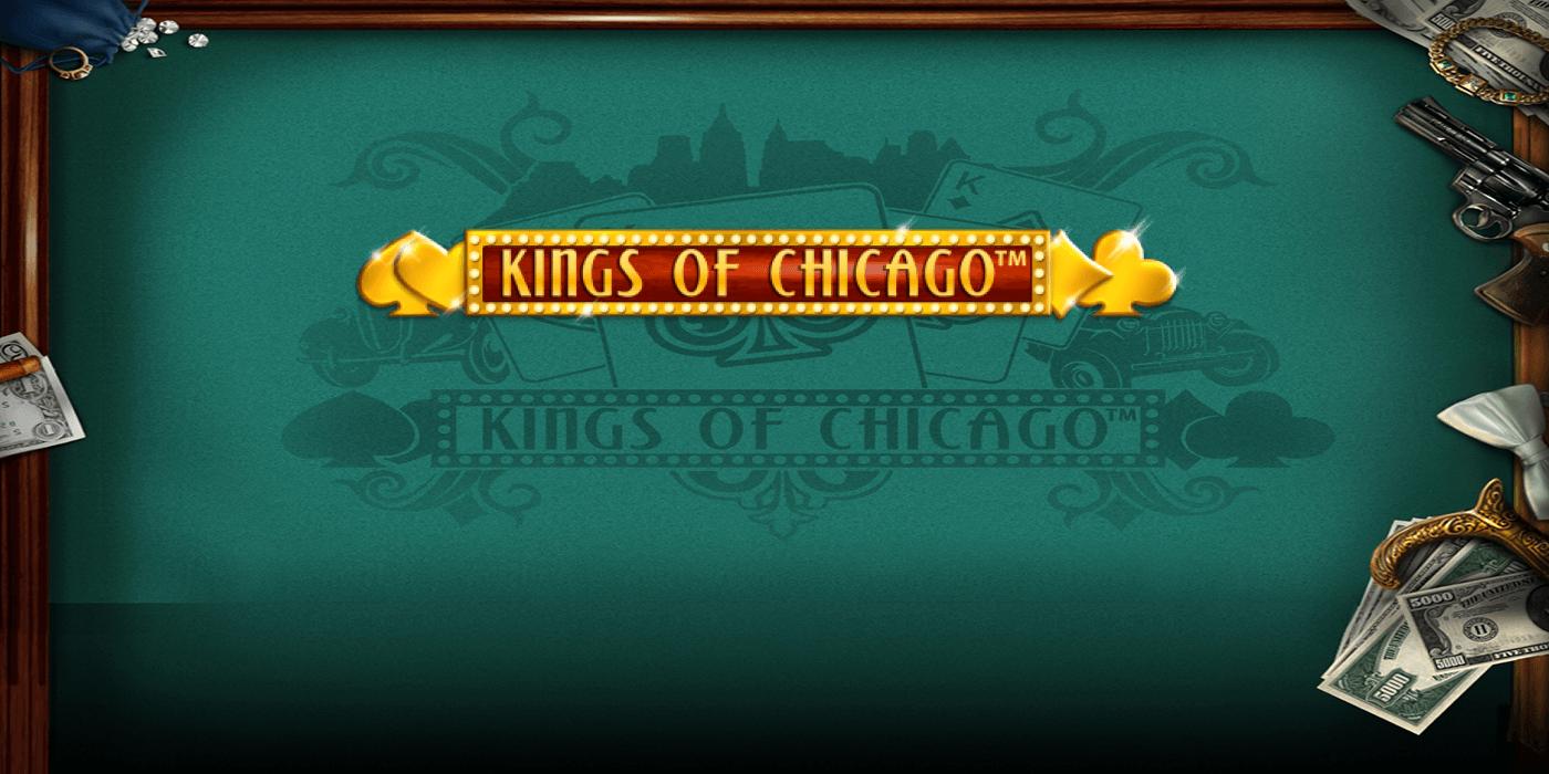Kings Of Chicago Peliautomaatti