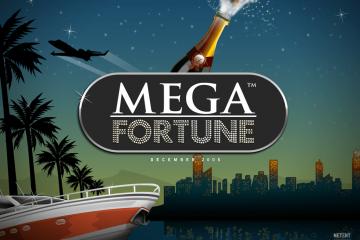 Net Entertainmentin Mega Fortune on jakanut nettikasinoiden suurimpia voittoja