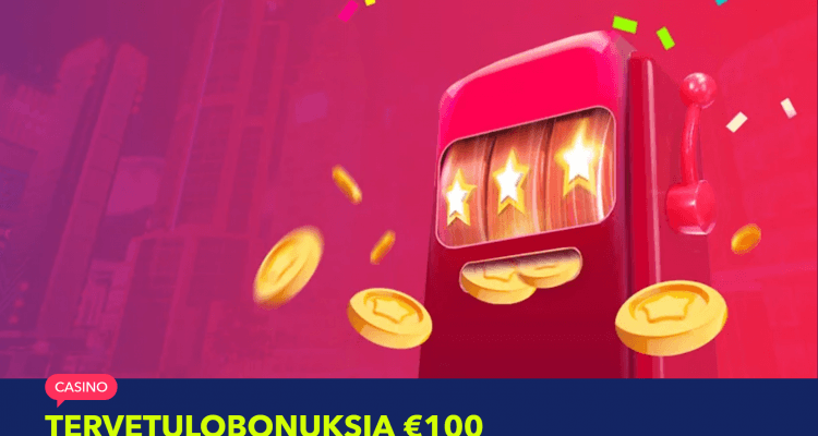 Nightrush casinon uusi tervetuliaisbonus