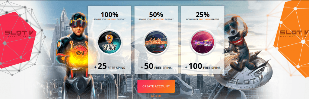 SlotV Bonus ja kokemuksia bonuksista