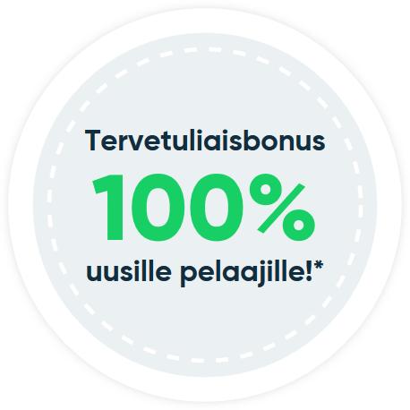 Speedy Casino bonus 100% uusille pelaajille