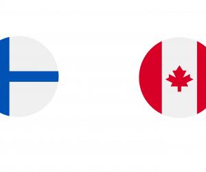 Suomi - Kanada Vetovihjeet