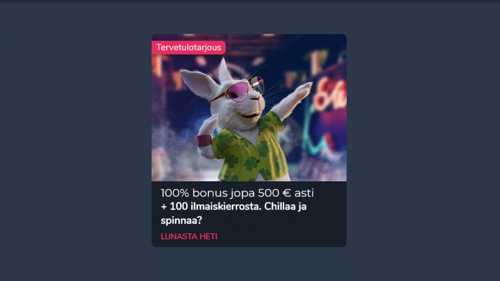 Supremo Casinon Bonus