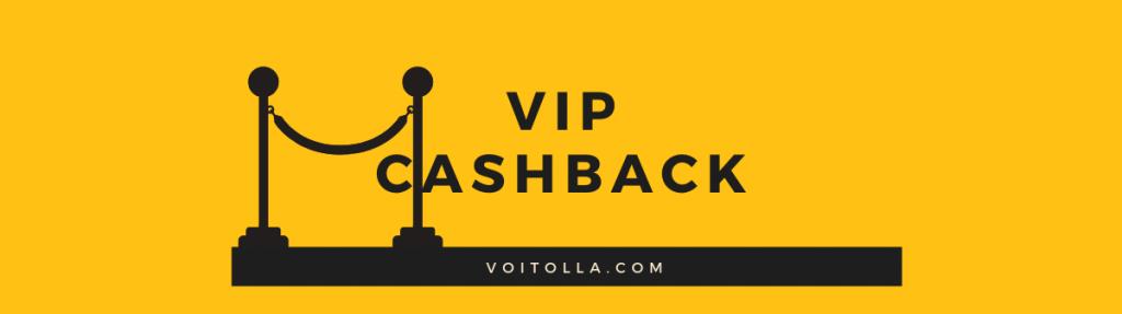 VIP Cashback Edut