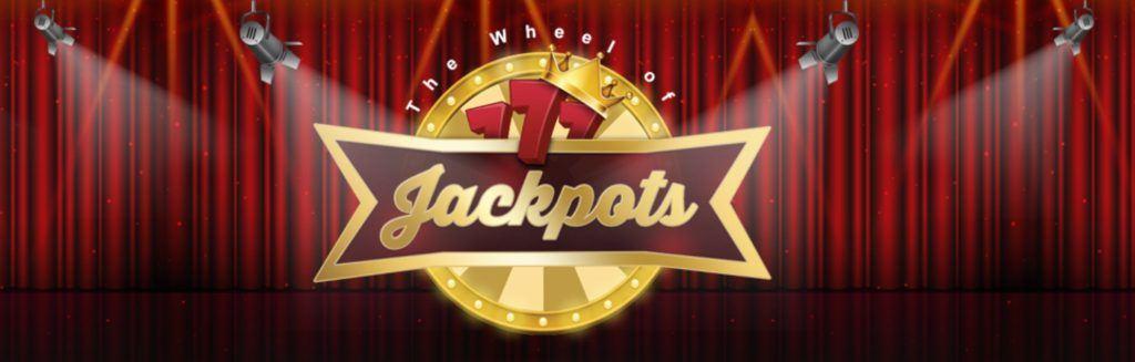 Videoslots tarjoaa eksklusiivisa jackpot voittoja Wheel of Jackpots kampanjassa