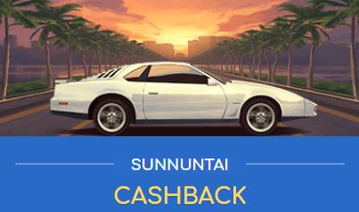 Sunnuntai cashback