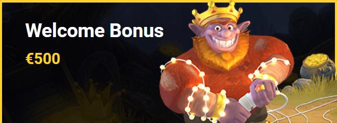 Ensitallettajan bonus uusille pelaajille